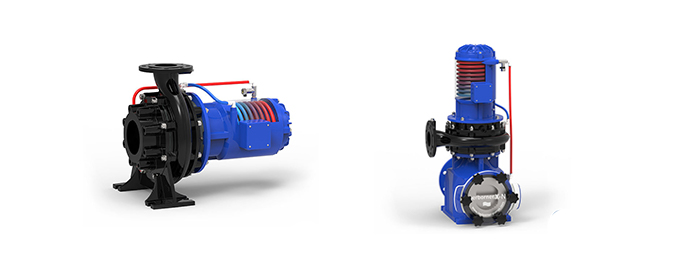 herborner heat exchange pump motors